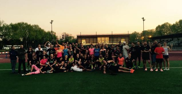 groupr terre de running